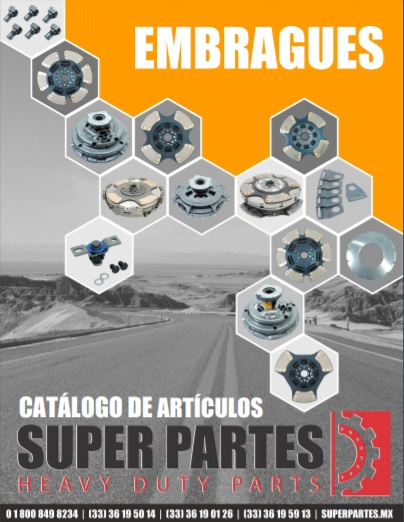 catalogo de embrague
